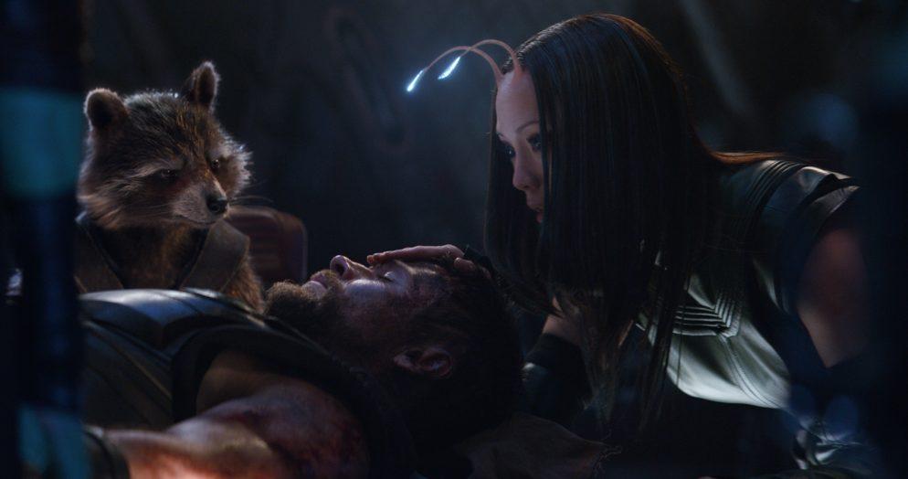 Mantis Thor Infinity War