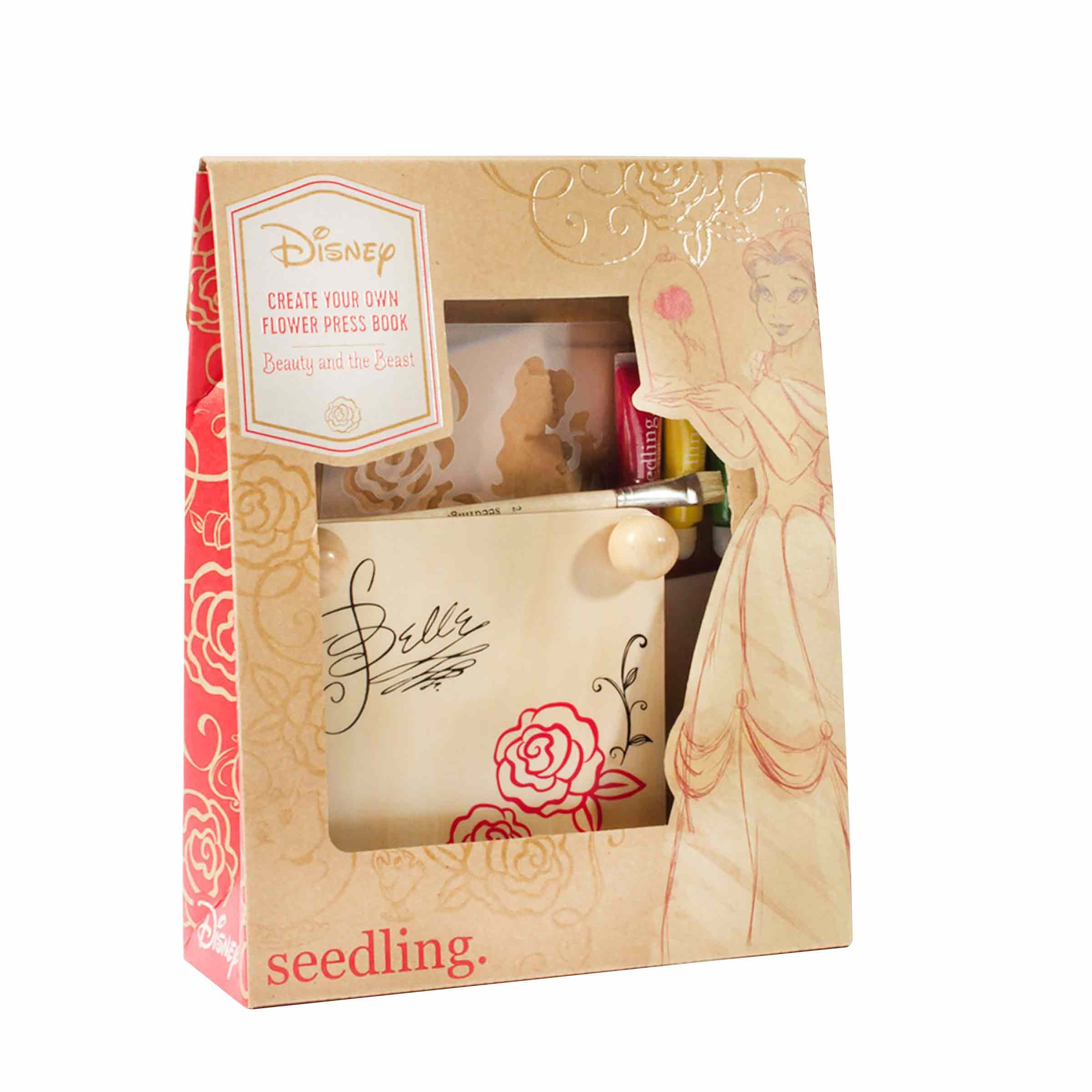 Seedlings Design Your Own Disney Beauty And The Beast Crafting Kits