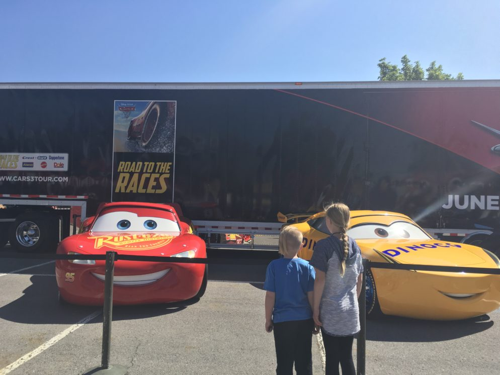 STOP What You Are Doing And Head To The Cars 3 Road Races Tour Right Now If Live In Utah Have One Coming Your Town
